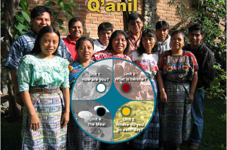 Q'anil: Intro Mayan Kaqchikel (Tulane University)
